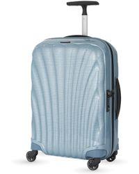 Samsonite - Cosmolite Four-wheel Cabin Suitcase 55cm - Lyst