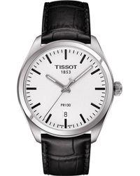 Tissot - T101.410.16.031.00 Pr 100 Stainless Steel Watch - Lyst