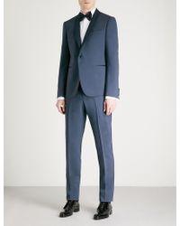 Emporio Armani   M-line Wool-blend Tuxedo   Lyst