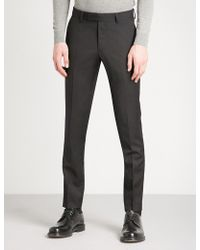 Tiger Of Sweden - Gordon Slim-fit Wool Trousers - Lyst