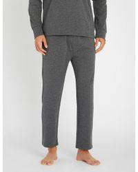 Polo Ralph Lauren - Logo-embroidered Cotton Pyjama Bottoms - Lyst