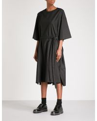 Phoebe English - Belted Cotton Dress - Lyst