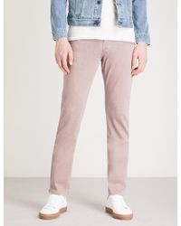 PAIGE | Lennox Slim-fit Skinny Jeans | Lyst