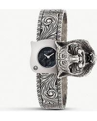 Gucci - Ya146501 Le Marché Des Merveilles Stainless Steel Watch - Lyst