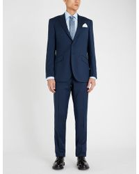 Richard James - Regular-fit Wool Suit - Lyst