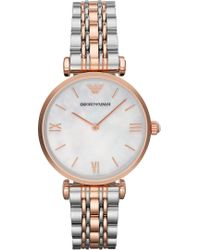 Emporio Armani - Ar1683 Stainless Steel Watch - Lyst