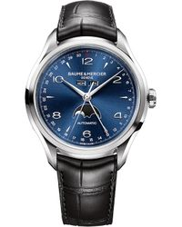 Baume & Mercier - M0a10057 Clifton Watch - Lyst