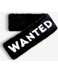 Skinnydip London - Wanted Faux Fur Scarf - Lyst