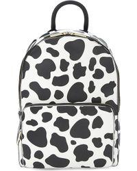 Skinnydip London - Cow Print Backpack - Lyst