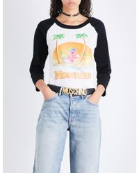 Moschino - My Little Pony Cotton Top - Lyst