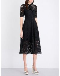 Temperley London - Berry Lace Dress - Lyst