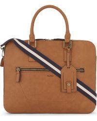 ALDO - Mireaviel Leather Briefcase - Lyst