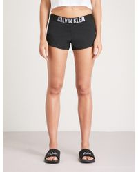 Calvin Klein - Intense Power Jersey Shorts - Lyst