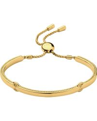 Links of London | Narrative 18ct Gold Vermeil Bracelet | Lyst