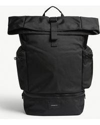Sandqvist - Black Verner Backpack - Lyst