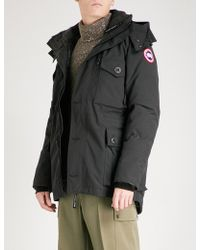 Canada Goose - Drummond 3-in-1 Shell Parka - Lyst