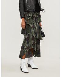 89654cfd3b5 Women's The Kooples Skirts - Lyst
