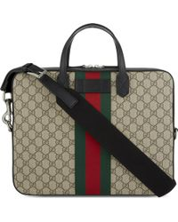 fc449674d Women's Gucci Briefcases and work bags - Lyst
