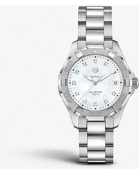 Tag Heuer - Way1413.ba0920 Aquaracer Stainless Steel Watch - Lyst