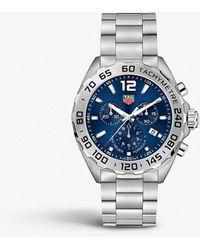 Tag Heuer - Caz101k.ba0842 Formula 1 Stainless Steel Watch - Lyst