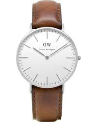 Daniel Wellington - 0607dw Classic St Andrews Ladies Watch - Lyst