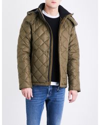 Canada Goose - Hendriksen Quilted Shell-down Coat - Lyst