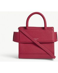 Givenchy - Horizon Nano Leather Shoulder Bag - Lyst
