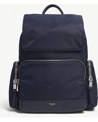 Knomo - Clifford Nylon Backpack - Lyst
