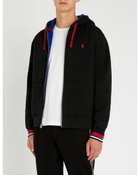 Polo Ralph Lauren - Fleece-lined Jersey Hoody - Lyst