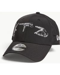 KTZ - 9forty Hand Logo Nylon Baseball Cap - Lyst