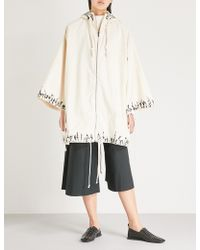 Toogood - The Explorer Cotton Coat - Lyst