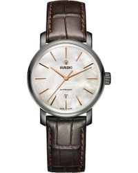 Rado - R14026926 Diamaster Plasma High-tech Ceramic Watch - Lyst