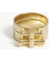 Annelise Michelson - Alpha Ring - Lyst