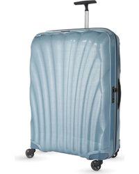 Samsonite - Cosmolite Four-wheel Suitcase 80cm - Lyst