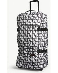 Eastpak - Andy Warhol Tranverz Suitcase 78cm - Lyst