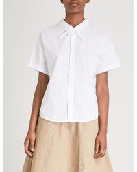 5cm - Two-way Cotton-poplin Shirt - Lyst