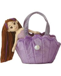 Aurora - Mermaid Doll And Shell Bag Toy Set - Lyst