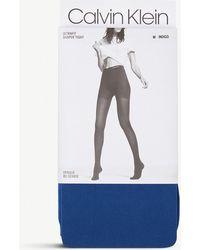 Calvin Klein - Ultrafit Opaque Tights - Lyst