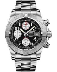 Breitling - Avenger Ii Stainless Steel Watch - Lyst