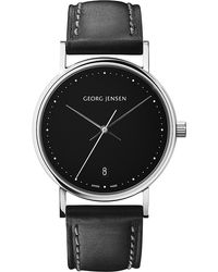 Georg Jensen - Koppel 32 Stainless Steel Watch - Lyst