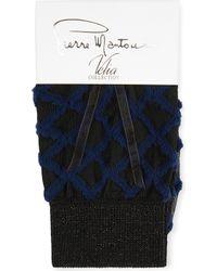 Pierre Mantoux - Rea Diamond Socks - Lyst