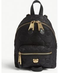 Moschino - Mini Quilted Toy Bear Backpack - Lyst