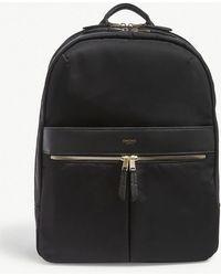 Knomo - Black Mayfair Beaufort Backpack - Lyst