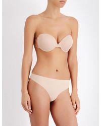 826fa784e Fashion Forms - Go Bare Ultimate Boost Strapless Bra - Lyst