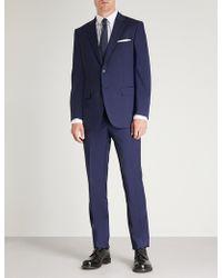 Gieves & Hawkes - Wool Wedding Suit - Lyst