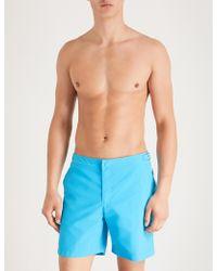 Orlebar Brown - Bulldog Relaxed-fit Swim Shorts - Lyst
