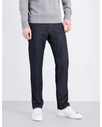 J Brand - Kane Regular-fit Straight Jeans - Lyst