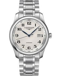 Longines - L2.793.4.78.6 Master Collection Stainless Steel Watch - Lyst