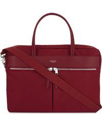 Knomo - Mayfair Hanover Slim Nylon Briefcase - Lyst