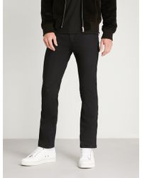 HUGO - Slim-fit Straight Jeans - Lyst